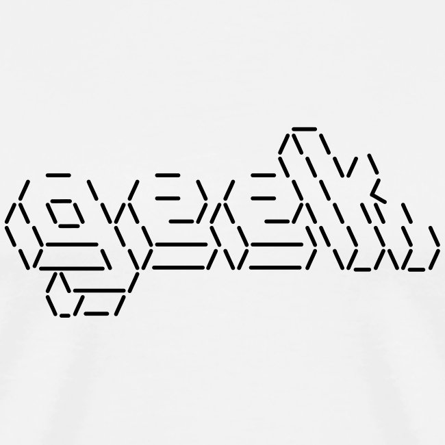 ASCII geek