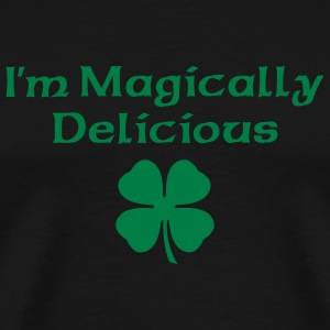 Black I'm Magically Delicious Men - Men's Premium T-Shirt