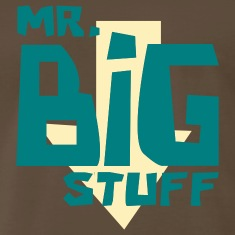 Chocolate Mr. Big Stuff Men