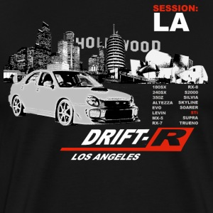 Drift-R Los Angeles - Men's Premium T-Shirt
