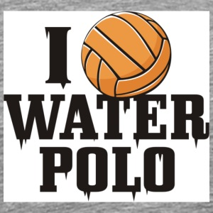 Ash  I love Water Polo Men - Men's Premium T-Shirt