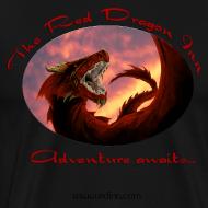 Design ~ Red Dragon Inn 3XL Logo Tee