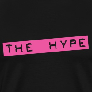 The Hype AKA U2 - Men's Premium T-Shirt