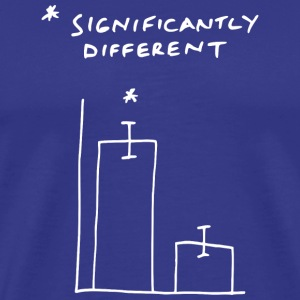 Significantly different - Men's Premium T-Shirt