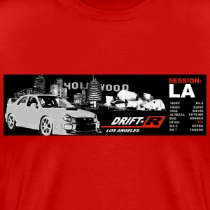 Drift-R LV LA bumper - Men's Premium T-Shirt