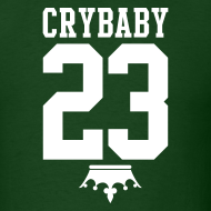 Design ~ LeBron James Crybaby Tee