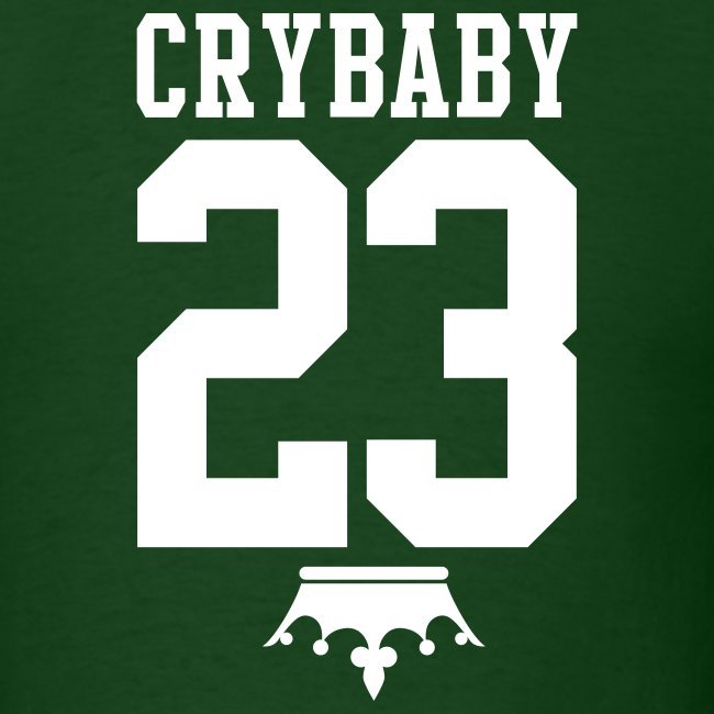 LeBron James Crybaby Tee