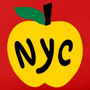 Red Apple NYC Women - Women's Premium T-Shirt
