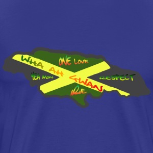 Jamaica Speech - Men's Premium T-Shirt