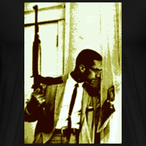 Black PROFESSOR X T-Shirts (Short sleeve) - Men's Premium T-Shirt