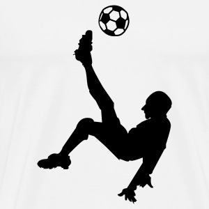 Soccer Player - Men's Premium T-Shirt