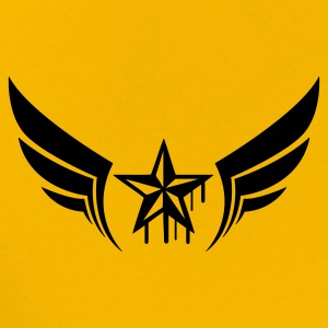 Yellow nautic_star_wings Men - Men's Premium T-Shirt
