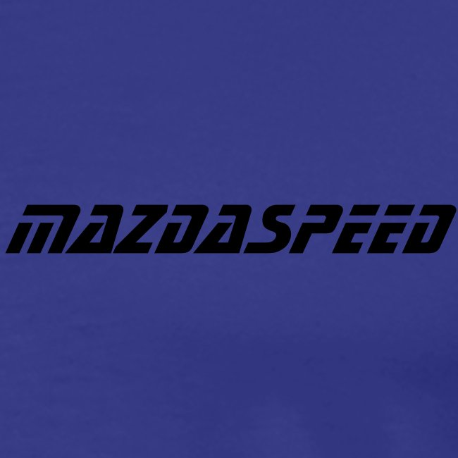 MazdaSpeed - Blue