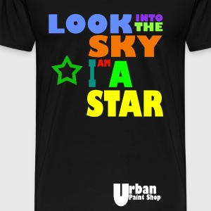 I'm A Star T-Shirt - Men's Premium T-Shirt