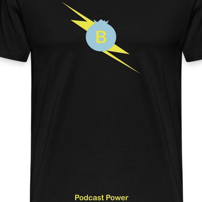 PodcastPowerBlack