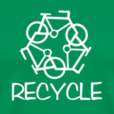 reCYCLE - white/green