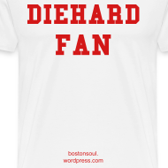Design ~ Diehard Fan T-Shirt