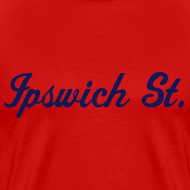 Design ~ Ipswich St. T-Shirt