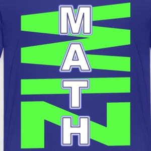 Math Wiz - Kids' Premium T-Shirt
