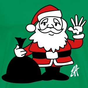 Santa Claus - Men's Premium T-Shirt
