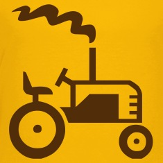 Yellow Tractor Kids & Baby