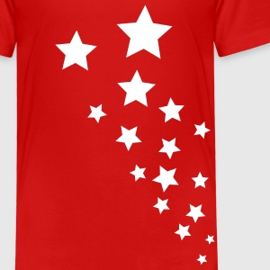 Red Stars Toddler Shirts - Toddler Premium T-Shirt