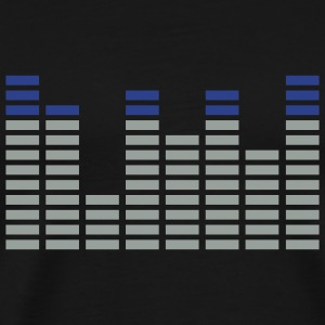 Black Equalizer T-Shirts (Short sleeve) - Men's Premium T-Shirt