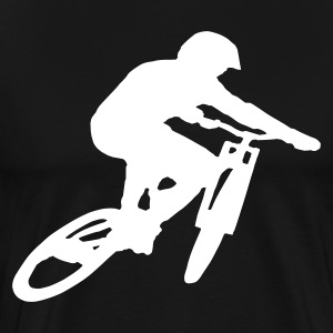 Mountainbike T-Shirt - Men's Premium T-Shirt