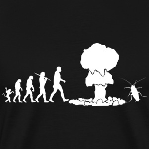 Evolution - dark - Men's Premium T-Shirt