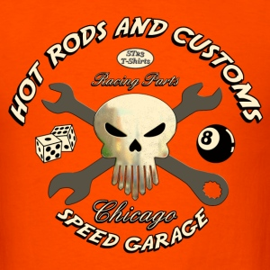 Hot Rod t-shirt - Men's T-Shirt