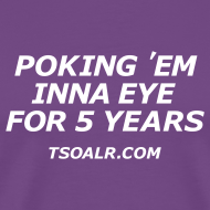 Design ~ 5th Anniversary Purple