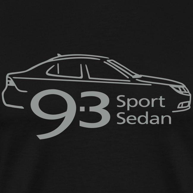 Saab 9-3 Sport Sedan(MY2008)