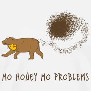 Mo Honey Mo Problems - Men's Premium T-Shirt