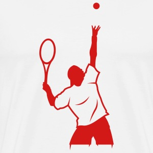 Natural tennis_newstyle T-Shirts (Short sleeve) - Men's Premium T-Shirt