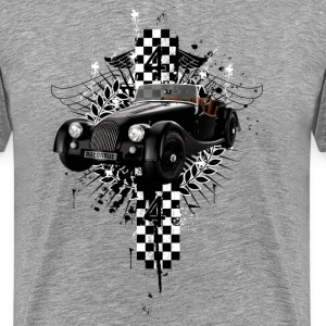 Ash  auto_distressed_morgan_44 T-Shirts (Short sleeve) - Men's Premium T-Shirt