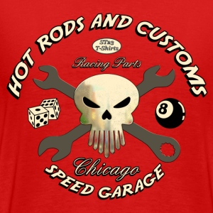 Hot Rod t-shirt - Men's Premium T-Shirt