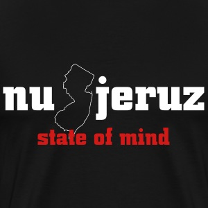 nu state of mind tee - Men's Premium T-Shirt