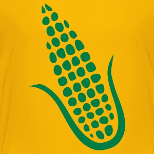 Yellow corn Kids Shirts - Kids' Premium T-Shirt