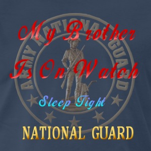 National Guard_My Brother - Men's Premium T-Shirt