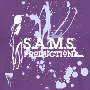 S.A.M.S ladies - Men's Premium T-Shirt