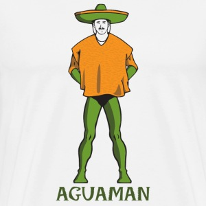 Aguaman - Men's Premium T-Shirt