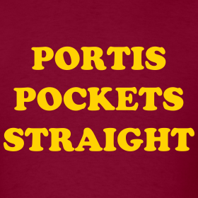 Design ~ Portis Pockets Straight