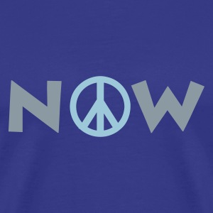 Peace Now - Men's Premium T-Shirt