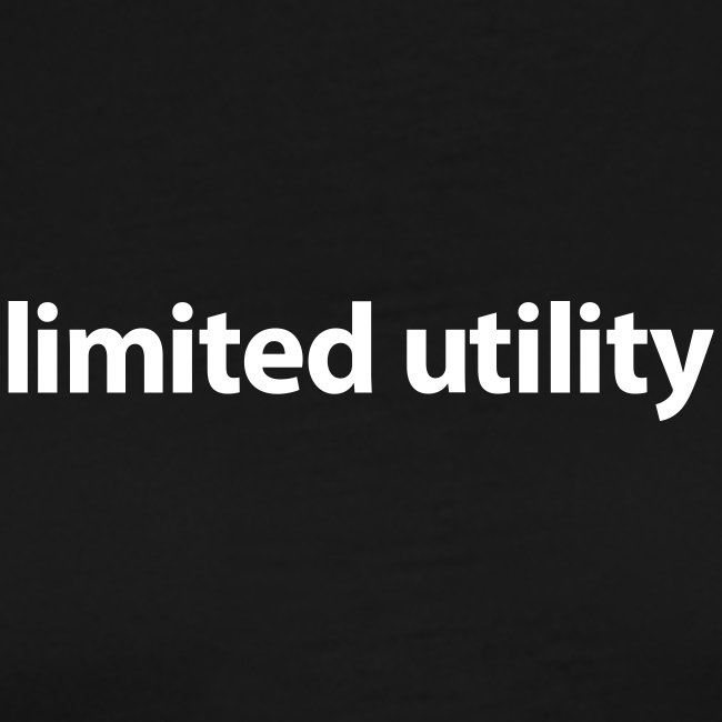 Limited Utility T-Shirt