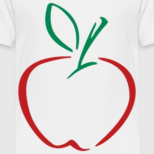 Apple - Toddler Premium T-Shirt