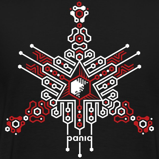 paniq - story of ohm - t-shirt