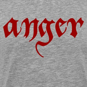 Anger - Men's Premium T-Shirt
