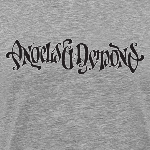 Angels & Demons - Men's Premium T-Shirt