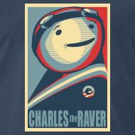 Design ~ Charles Obama Men's Heavyweight