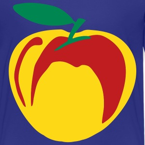 Fuzzy Peach - Kids' Premium T-Shirt